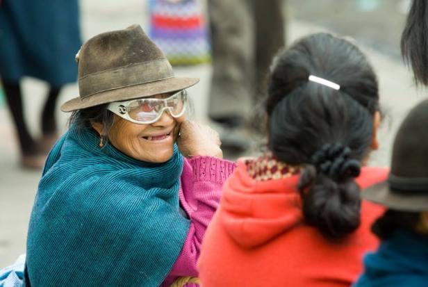 Mercado Dávalos - Riobamba